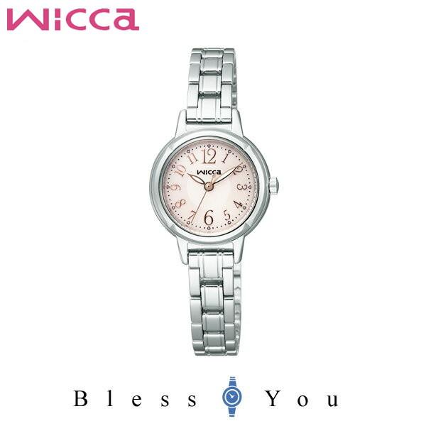 シチズン CITIZEN ウィッカ wicca ソーラーテック レディース 腕時計 KH9-914-91