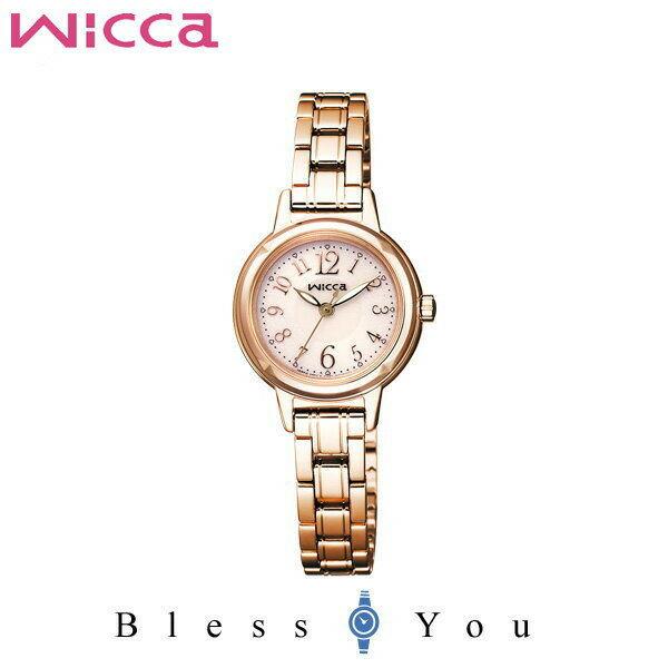 シチズン CITIZEN ウィッカ wicca ソーラーテック レディース 腕時計 KH9-965-91