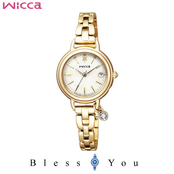 シチズン CITIZEN ウィッカ wicca  レディース 腕時計 KL0-511-91