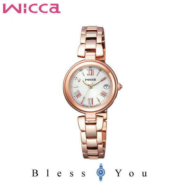 シチズン ウィッカ WICCA ハッピーダイアリー レディース 腕時計 KL0-669-11 35,0