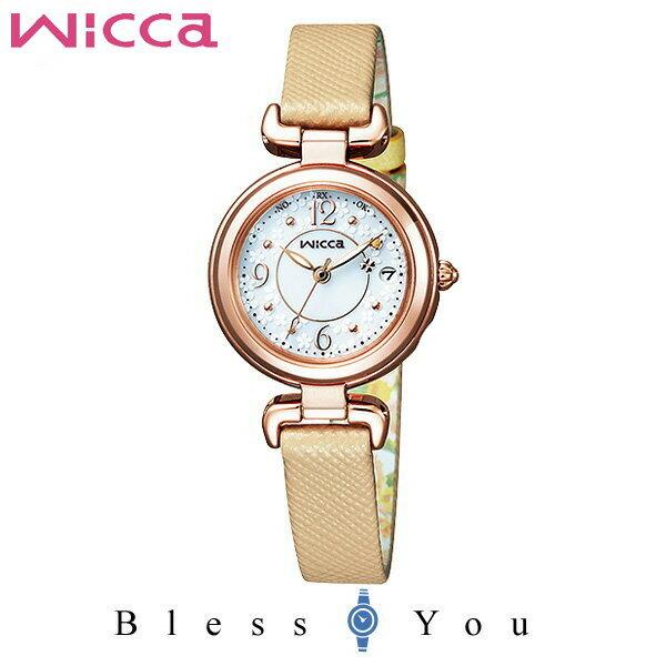 CITIZEN Wicca シチズン ソーラー電波 腕時計 レディース ウィッカ KL0-669-13 35,0