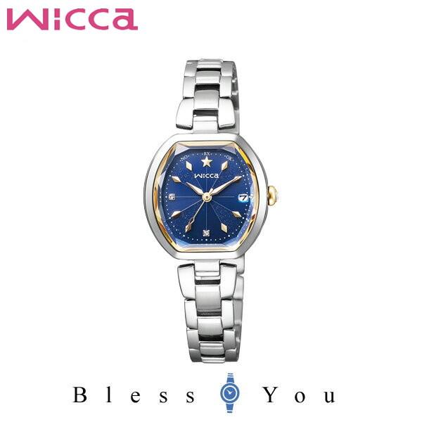シチズン ソーラー電波 レディース ウィッカ CITIZEN Wicca 腕時計 KL0-715-91 34,0