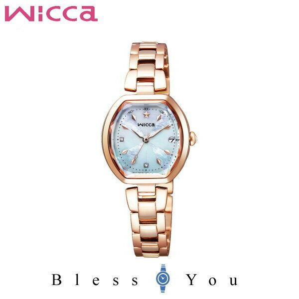 シチズン ソーラー電波 レディース ウィッカ CITIZEN Wicca 腕時計 KL0-766-91 39,0