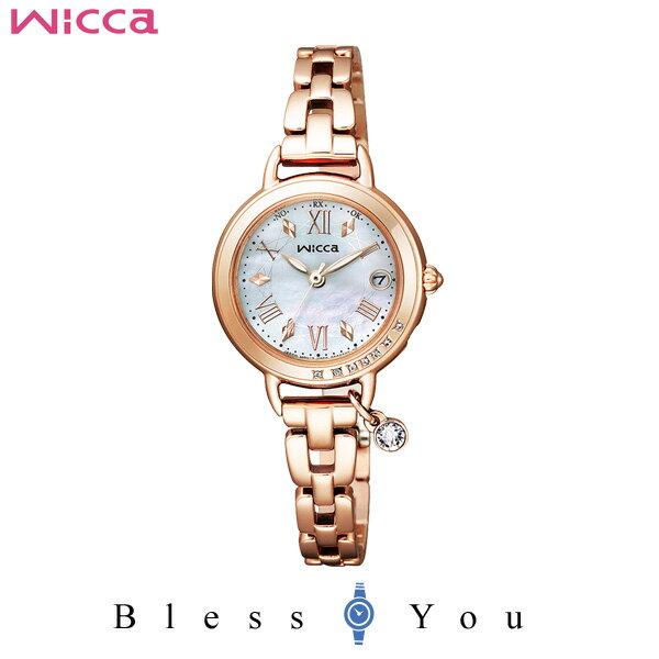 CITIZEN WICCA シチズン 電波ソーラー 腕時計 レディース ウィッカ KL0-863-11 39,0