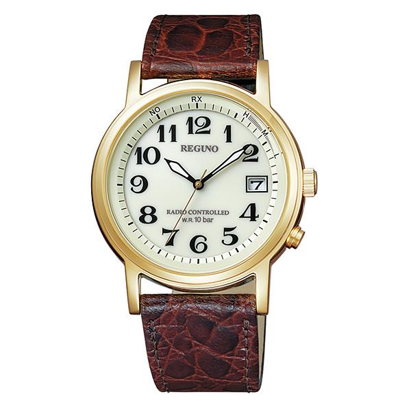 シチズン レグノ メンズ 腕時計 ソーラーテック 電波時計 KL3-021-30 20,0