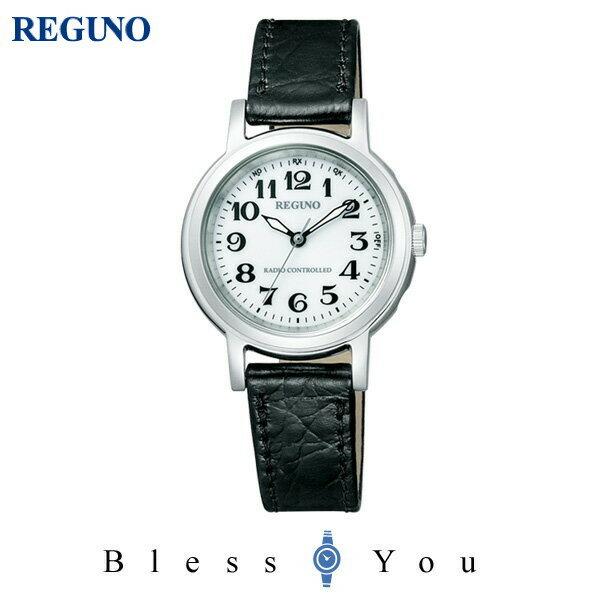 シチズン レグノ レディース 腕時計 ソーラーテック 電波時計 KL4-711-10 18,0