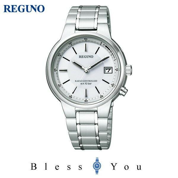 シチズン レグノ メンズ 腕時計 ソーラーテック 電波時計 KL8-112-91 21,0