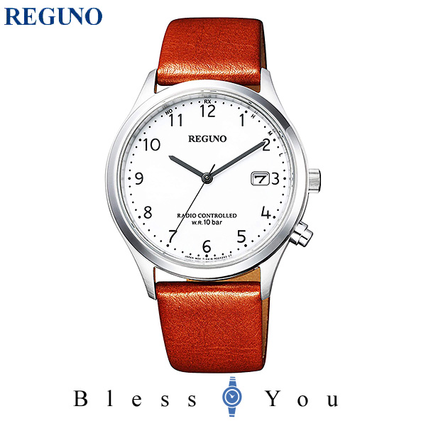 CITIZEN REGUNO シチズン ソーラー電波 腕時計 メンズ レグノ KL8-911-10 23,0