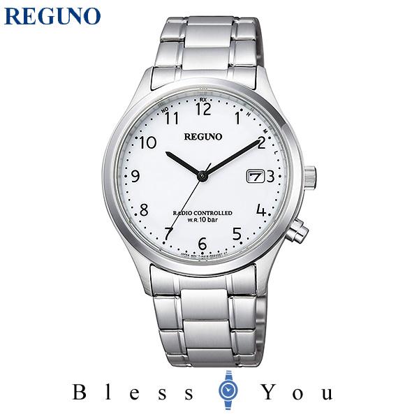 CITIZEN REGUNO シチズン ソーラー電波 腕時計 メンズ レグノ KL8-911-11 23,0