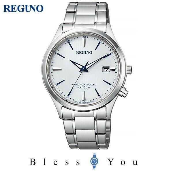 CITIZEN REGUNO シチズン ソーラー電波 腕時計 メンズ レグノ 2018年6月発売 KL8-911-13 23,0