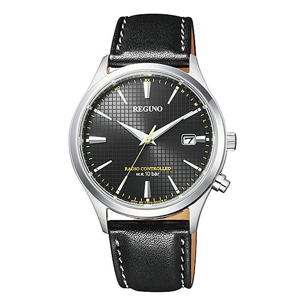 CITIZEN REGUNO シチズン ソーラー電波 腕時計 メンズ レグノ 2018年6月発売 KL8-911-50 23,0
