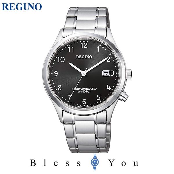 CITIZEN REGUNO シチズン ソーラー電波 腕時計 メンズ レグノ KL8-911-51 23,0