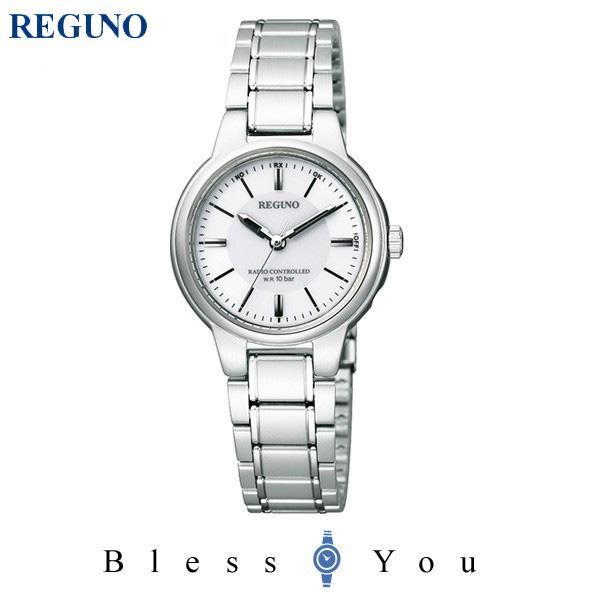 シチズン レグノ レディース 腕時計 ソーラーテック 電波時計 KL9-119-91 21,0