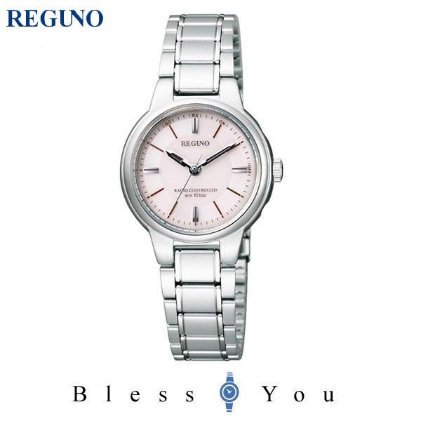 シチズン レグノ レディース 腕時計 ソーラーテック 電波時計 KL9-119-93 21,0