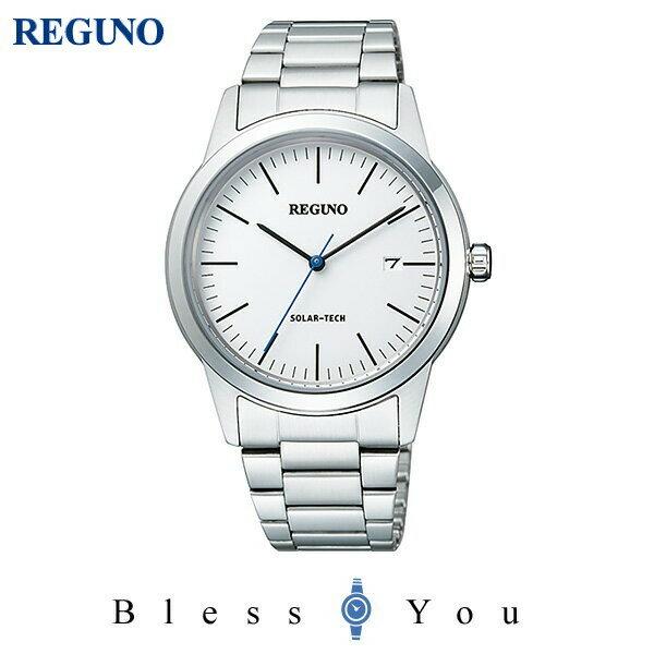 シチズン レグノ メンズ 腕時計 ソーラーテック KM3-116-11 15,0