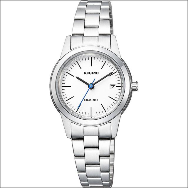 シチズン レグノ レディース 腕時計 ソーラーテック KM4-015-11 15,0