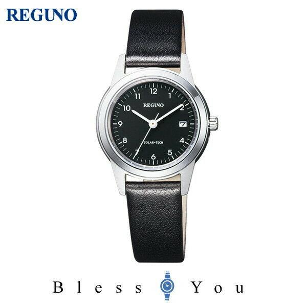 シチズン レグノ レディース 腕時計 ソーラーテック KM4-015-50 13,0
