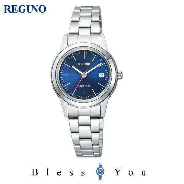 シチズン レグノ レディース 腕時計 ソーラーテック KM4-015-71 15,0