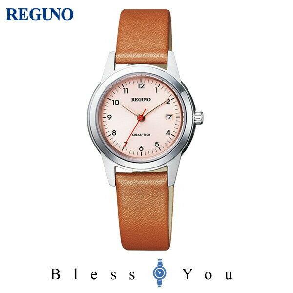 シチズン レグノ レディース 腕時計 ソーラーテック KM4-015-90 13,0