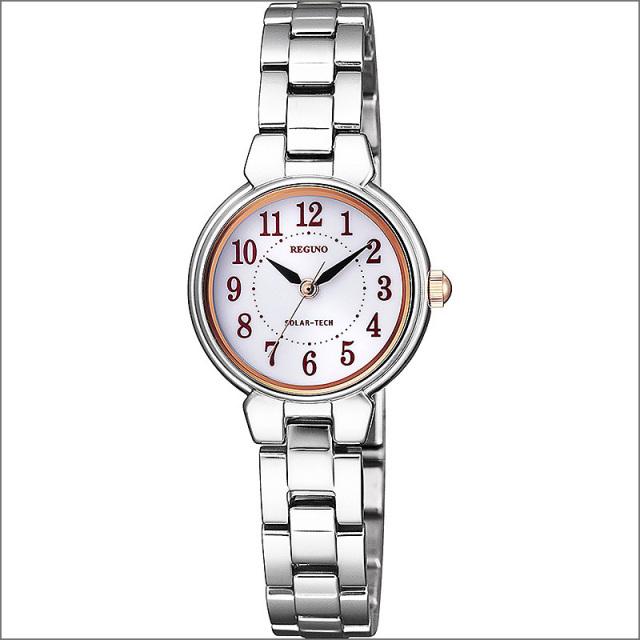 シチズン レグノ レディース 腕時計 ソーラーテック KP1-012-13 13,0