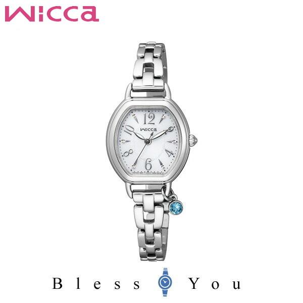 シチズン CITIZEN ウィッカ wicca  レディース 腕時計 KP2-515-11