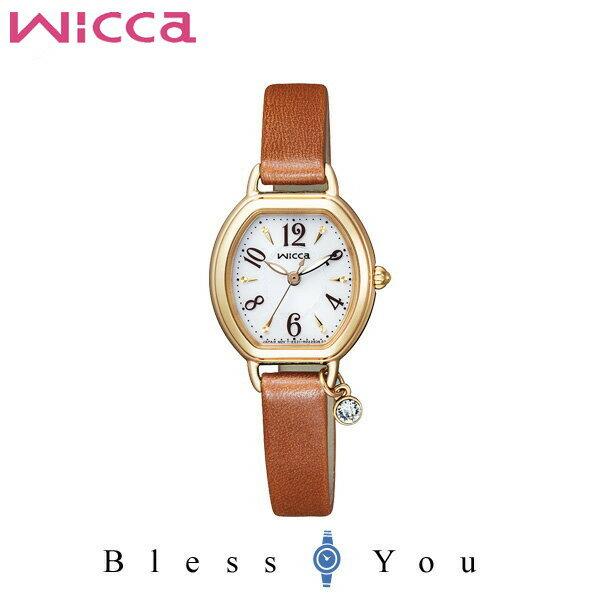 シチズン ソーラー レディース ウィッカ CITIZEN Wicca 腕時計 KP2-523-10 25,0