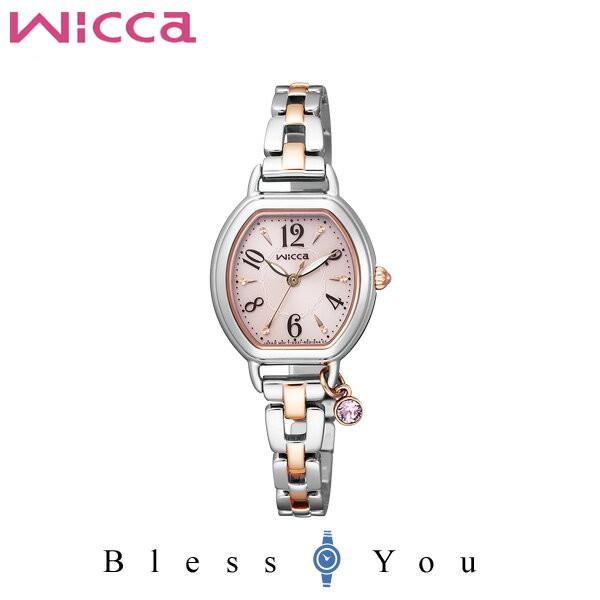 シチズン CITIZEN ウィッカ wicca ソーラーテック レディース 腕時計 KP2-531-91