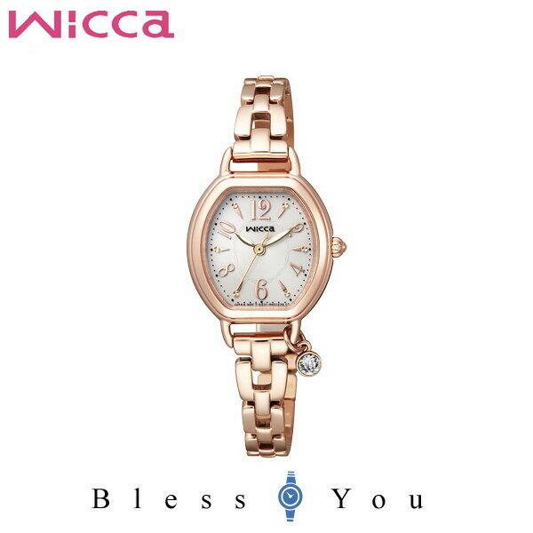 シチズン CITIZEN ウィッカ wicca  レディース 腕時計 KP2-566-91