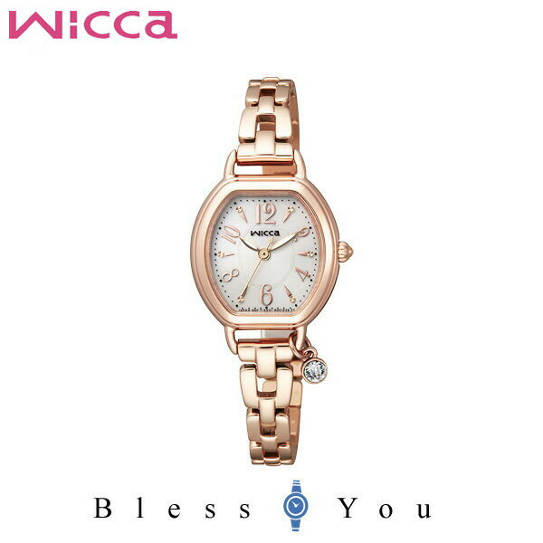 シチズン CITIZEN ウィッカ wicca ソーラーテック レディース 腕時計 KP2-566-91