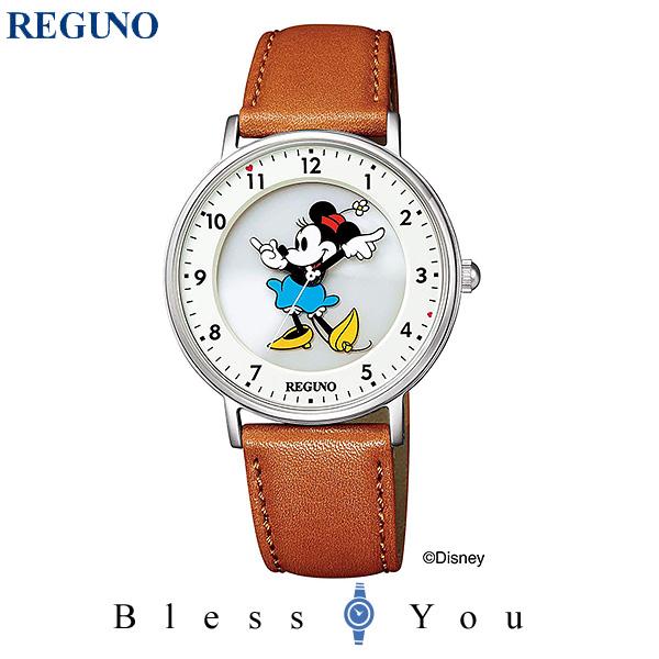 CITIZEN REGUNO シチズン ソーラー 腕時計 メンズ レグノ ディズニーコレクション ミニーモデル KP3-112-12 22,0