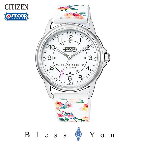CITIZEN OUTDOOR PRODUCTS シチズン ソーラー フォリス 腕時計 レディース アウトドアプロダクツ 2018年5月発売 KP3-414-10 9,0