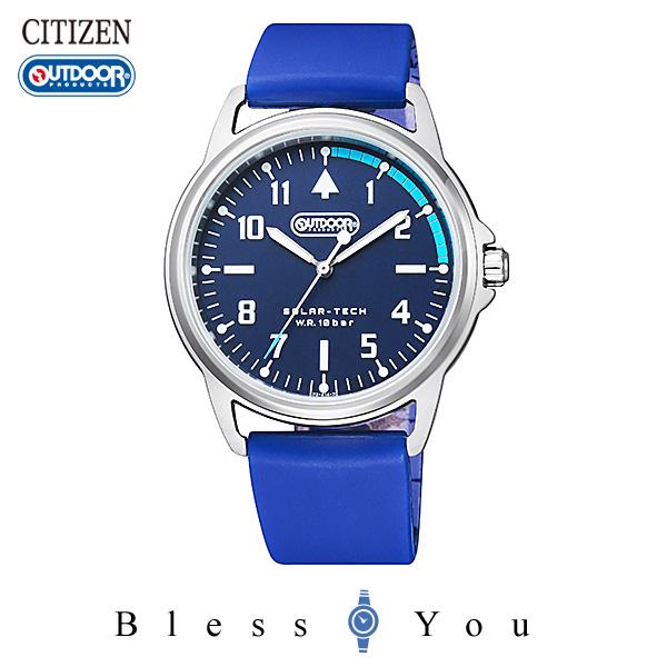 CITIZEN OUTDOOR PRODUCTS シチズン ソーラー フォリス 腕時計 メンズ アウトドアプロダクツ 2018年5月発売 KP3-414-70 9,0