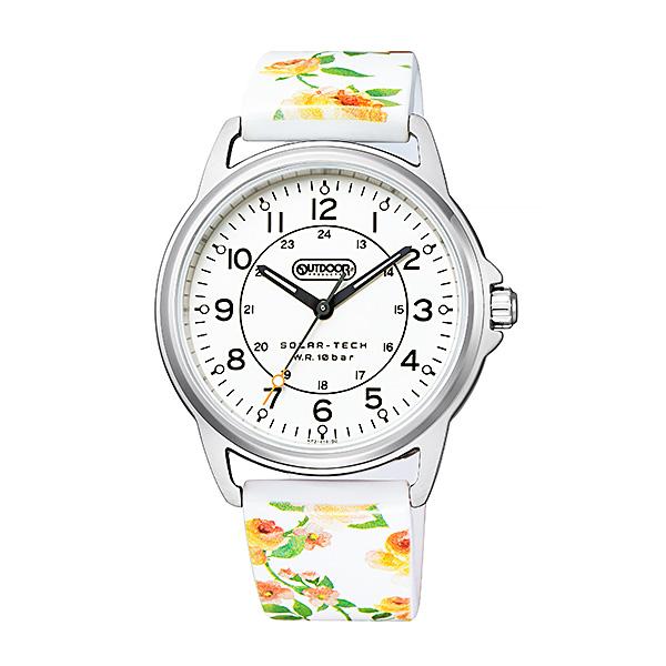 CITIZEN OUTDOOR PRODUCTS シチズン ソーラー フォリス 腕時計 レディース アウトドアプロダクツ 2018年5月発売 KP3-414-90 9,0