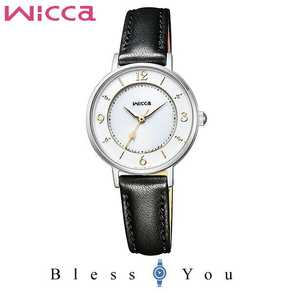 CITIZEN wicca シチズン ソーラー レディース 腕時計 ウィッカ KP3-465-10 18,0