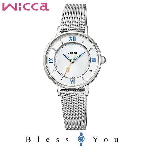 CITIZEN wicca シチズン ソーラー レディース 腕時計 ウィッカ KP3-465-11 20,0