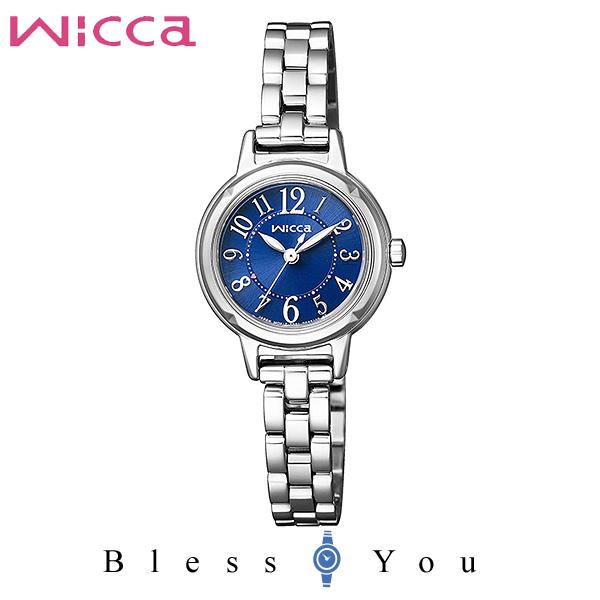 CITIZEN wicca シチズン ソーラー 腕時計 レディース ウィッカ KP3-619-71 15,0