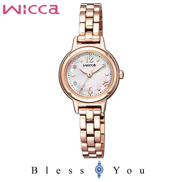 CITIZEN wicca シチズン ソーラー 腕時計 レディース ウィッカ 2019年3月 20th限定 KP3-619-95 25,0
