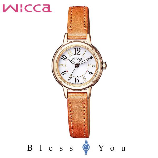 CITIZEN wicca シチズン ソーラー 腕時計 レディース ウィッカ KP3-627-10 15,0