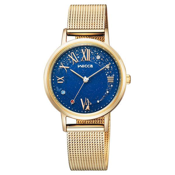 CITIZEN wicca シチズン ソーラー 腕時計 レディース ウィッカ 2020年11月発売 KP5-425-71 30,0