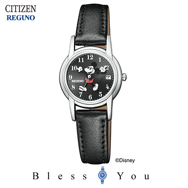 CITIZEN REGUNO シチズン ソーラーテック 腕時計 レディース レグノ ディズニーコレクション 2019年7月 KP7-118-50 18,0