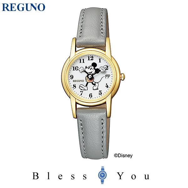 CITIZEN REGUNO シチズン ソーラーテック 腕時計 レディース レグノ ディズニーコレクション 2019年7月 KP7-126-10