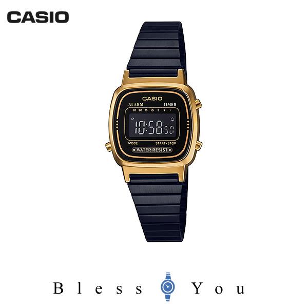 CASIO STANDARD カシオ 腕時計 レディース スタンダード ネット限定モデル LA670WEGB-1BJF