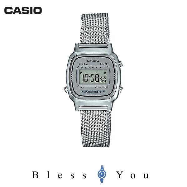 CASIO STANDARD カシオ 腕時計 レディース スタンダード ネット限定モデル LA670WEM-7JF