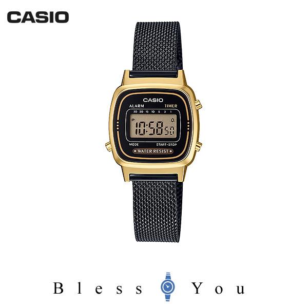 CASIO STANDARD カシオ 腕時計 レディース スタンダード ネット限定モデル LA670WEMB-1JF