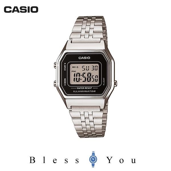 カシオ 腕時計 レディース スタンダード LA680WA-1JF
