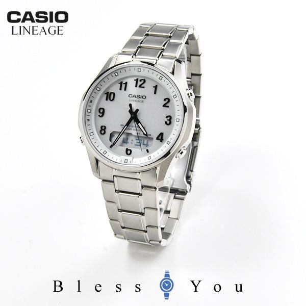CASIO LINEAGE カシオ 電波ソーラー メンズ リニエージ LCW-M100TSE-7AJF 34,0