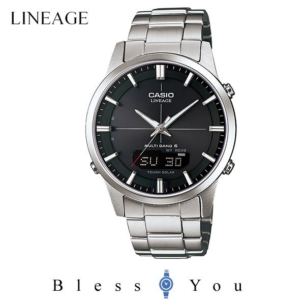 ソーラー 電波時計 メンズ 腕時計 カシオ リニエージ LCW-M170D-1AJF 新品お取寄せ品 27,0