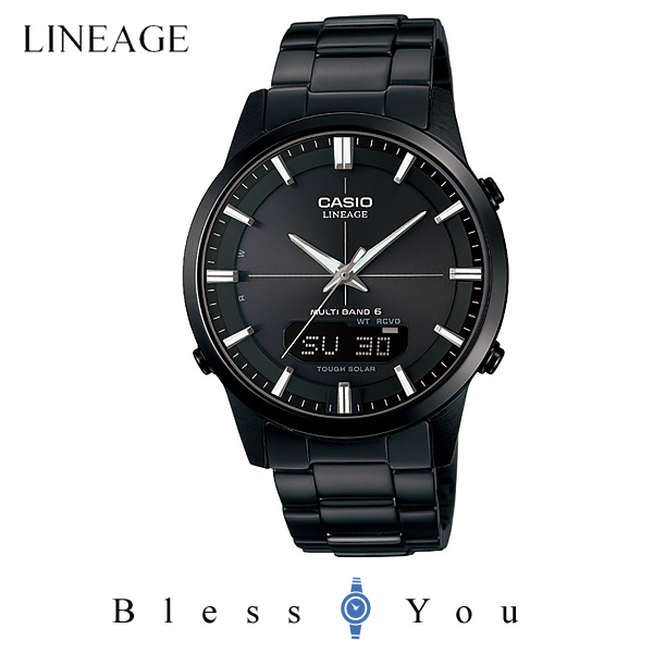 ソーラー 電波時計 カシオ リニエージ メンズ 腕時計 LCW-M170DB-1AJF 新品お取寄せ品 34,0