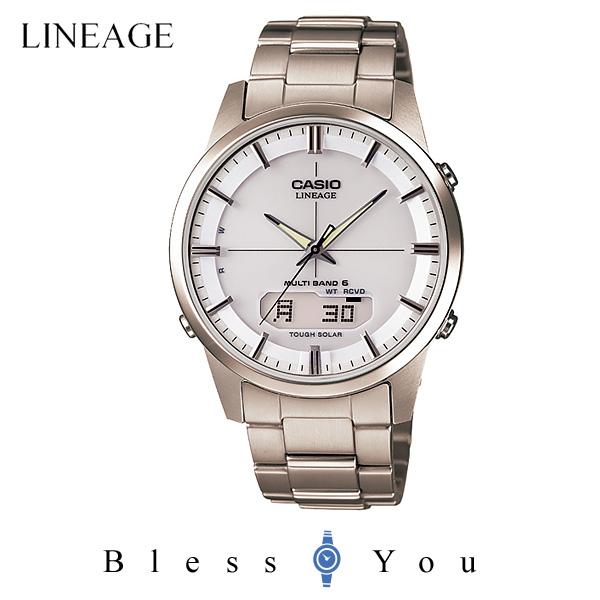 ソーラー 電波時計 カシオ リニエージ  メンズ 腕時計 LCW-M170TD-7AJF メンズウォッチ 新品お取寄せ品 34,0