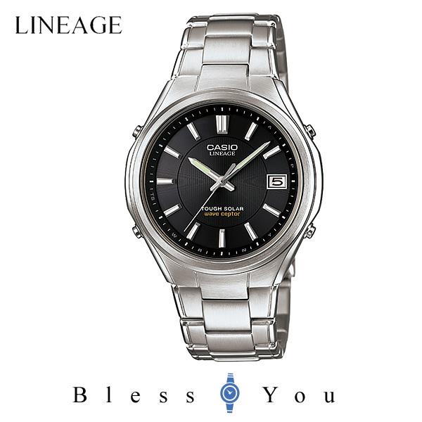 ソーラー 電波時計 カシオ リニエージ メンズ 腕時計 LIW-120DEJ-1AJF 新品お取寄せ品 20,0